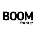Boom Finland Oy logo