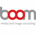 Boom Media and Image Consulting logo