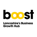 Boost Business Lancashire logo icon