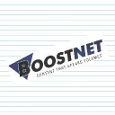 BoostNet: Content writing agency logo