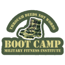 Boot Camp & Military Fitness Institute logo icon