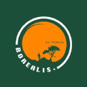 Borealis on Trekking logo
