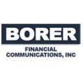 Borer Financial Communications, Inc. logo