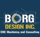 Borg Design Inc. logo