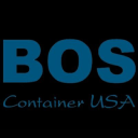 BOS Container USA logo