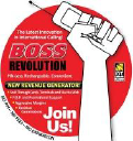 Boss Revolution logo icon