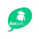 Botanic logo icon