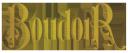 Boudoir logo icon