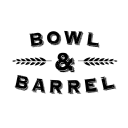 Copyright Bowl & Barrel logo icon