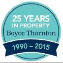 Boyce Thornton Estate Agents logo
