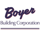 Boyer Building Corporation logo