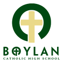 Boylan Catholic High School logo