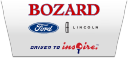 Bozard Ford Lincoln Mercury logo