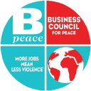 Bpeace (Business Council for Peace) logo