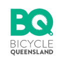 Bicycle Queensland logo