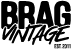 Brag Vintage logo icon