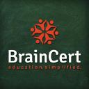 BrainCert.com logo