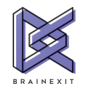 Brainexit : Creative Studio logo