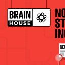 BrainHouse. Soft-tech business incubator. logo