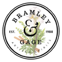 Bramley and gage Ltd. logo