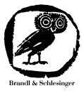 Brandl and Schlesinger logo