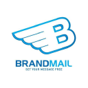 Brand Mail logo icon