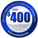 BrandNod Creative logo