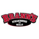 Brann's Sizzling Steaks & Sports Grille logo