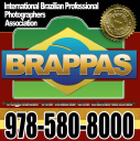 Brappas - National Brazilian Professional Photographers Association USA logo