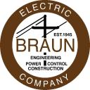 Braun Electric Company Inc-logo
