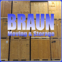 Braun Moving, Inc. logo