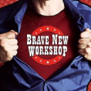 Brave New Workshop Comedy Theater logo