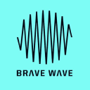Brave Wave Productions logo
