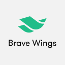 Brave Wings – Digital Bureau Logo