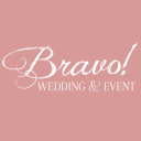 Bravo! weddings & events logo