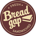 Bread gap fresh sandwiches logo