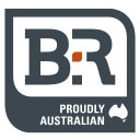 B&R Enclosures logo icon