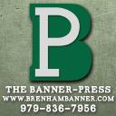 Brenham Banner logo icon
