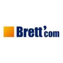 BRETT'com logo