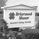 BRIARWOOD MANOR Company Logo