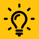 Bright Side — Inspiration logo icon