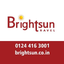 BRIGHTSUN TRAVEL logo