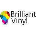 Brilliant Vinyl logo icon