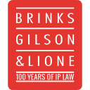 Brinks Gilson & Lione logo icon