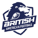British American Football logo icon