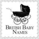 British Baby Names logo icon