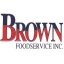 Brown Foodservice Inc logo