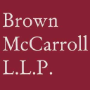 Brown McCarroll Company Logo