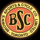 Brown's Sports & Cycle Co logo icon