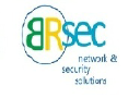 BRsec Network and Security Solutions logo